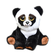 Black Belt Bobby Panda Plush