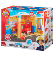 Electronic Pontypandy Fire Station