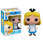 Disney Alice in Wonderland Alice Vinyl Figure