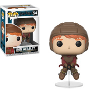 POP! Ron Weasley on Broom (#54)
