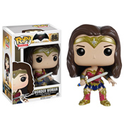 Batman vs Superman Wonder Woman Vinyl Figure