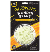 Great Explorations Glowing Wonder Stars (50 Stars)
