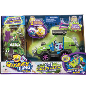 Grossery Gang 2-in-1 Gross Glow Assault Vehicle