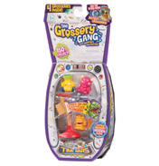 Grossery Gang Time Wars 4 Pack & Launcher…