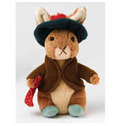 Gund Beatrix Potter Benjamin Bunny Plush (SMALL)