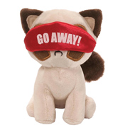 Box O Grump Night Night Grumpy Cat Plush