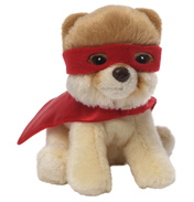 Gund Itty Bitty Boo Superhero Plush