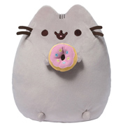 Pusheen with Donut Soft Toy