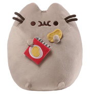 Gund Pusheen with Potato Crisps Soft Toy
