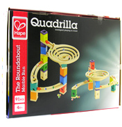 Quadrilla The Roundabout Marble Run