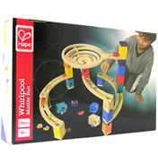 Quadrilla Whirlpool Marble Run