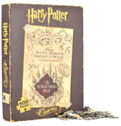 Jigsaw Puzzle The Marauders Map (500 Piece)
