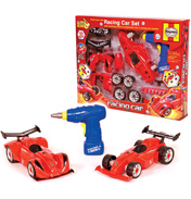 Haynes First Tech Build Your Own Racing Car