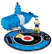 Hero 108 Sammo's Splashout Playset