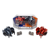 Battle Ground Remote Control Tarantula Robots Dual-Pack