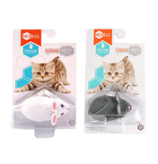 Hexbug Mouse Robotic Cat Toy in WHITE