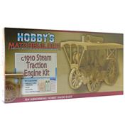 Hobby's Matchbuilder 1910 Steam Traction…