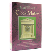 Hobby's Matchcraft Colosseum Clock Maker