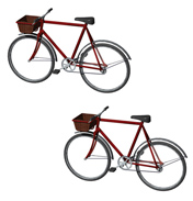 2x Bicycles - R8679