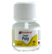 Humbrol Liquid Poly 28ml Bottle