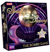 Ideal Strictly Come Dancing The Board Game