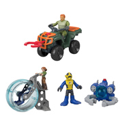Imaginext Jurassic World Basic Sets Assorted