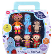 6 Character Figure Gift Pack