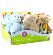 In the Night Garden Mini Soft Toys UPSY DAISY