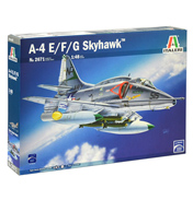 Italeri A-4 E/F/G Skyhawk Model Set (Scale 1:48)