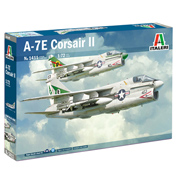 Italeri A-7E Corsair II Model Set (Scale 1:72)