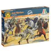Arab Warriors (Scale 1:72)