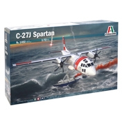 Italeri C-27J Spartan Model Set (Scale 1:72)