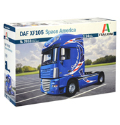 DAF XF105 'Space America' (Scale 1:24)