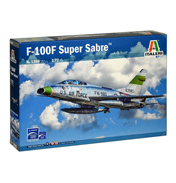 F-100F Super Sabre (Scale 1:72)