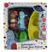 In the Night Garden Iggle Piggle's Floaty Boat…