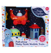 In The Night Garden Pull-along Ninky Nonk Wobble…