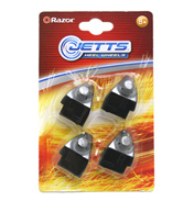 Jetts Heel Wheels Replacement Spark Pads
