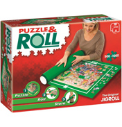 Jumbo Puzzle & Roll 500 - 1500 Pieces