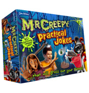 John Adams Mr Creepy Practical Jokes