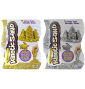 Kinetic Sand Metallic 454g GOLD Pack