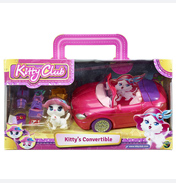 Kitty's Convertible