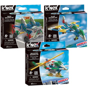 K'Nex Intro Building Set HELICOPTER