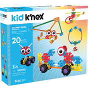 Kids Zoomin' Rides Building Set