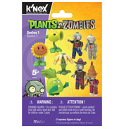 K'nex Plants vs. Zombies Mystery Figure Blind…