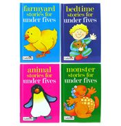 Ladybird Under Fives Series MONSTER STORIES