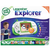 Leapster Explorer in Green
