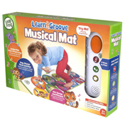 Learn & Groove Musical Mat