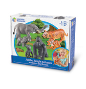Jumbo Jungle Animals Mommas and Babies