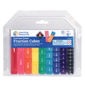 Fraction Tower Fraction Cubes