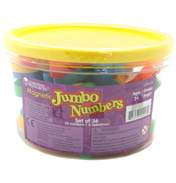 Jumbo Magnetic Numbers & Operations